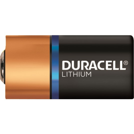 Duracell – CR123 CR17345 3V Lithium Batterie – lose