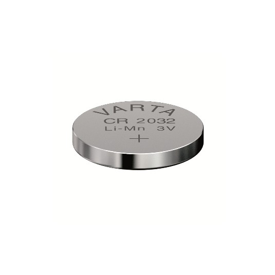 Varta – CR2032 Lithium 3V Knopfzelle – lose