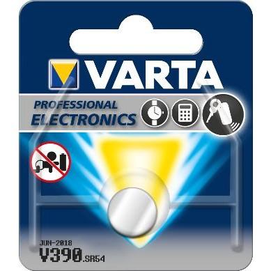 Varta – V390 SR1130SW 1,55V Knopfzelle – 1er Blister