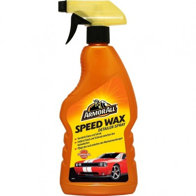 ARMOR ALL Speed Wax Spray 500 ml GAA44500GE