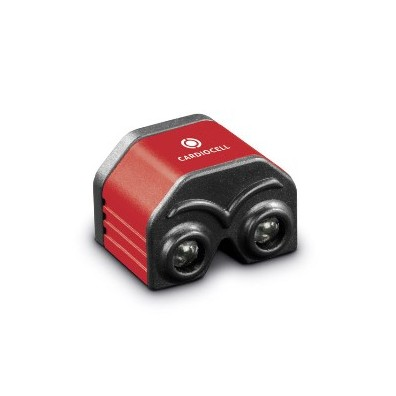 CARDIOCELL Work-LED Werkzeuglicht mit Magnet rot