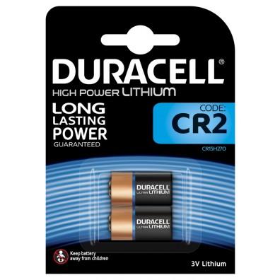 Duracell – CR2 CR17355 3V Lithium Batterie – 2er Blister