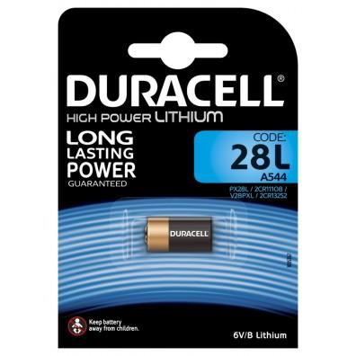 Duracell – 28PXL 2CR-1/3N 6V Lithium Batterie – 1er Blister