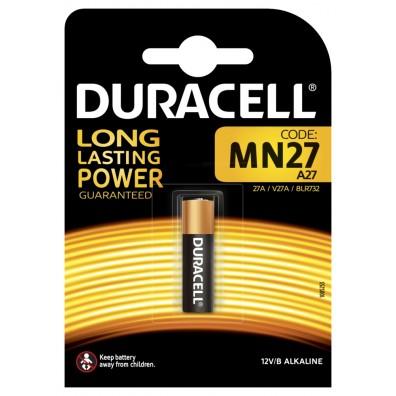 Duracell – MN27 27A A27 12V Alkaline Batterie – 1er Blister