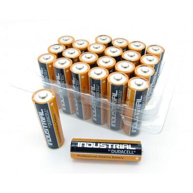 Duracell – Industrial AA MN1500 Mignon LR6 1,5V Alkaline Batterie – 24er Box