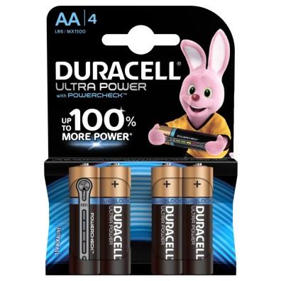 Duracell Mignon MX1500 Ultra Power in 4er-Blister