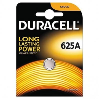 Duracell – PX625 LR9 1,5V Alkaline Knopfzelle – 1er Blister