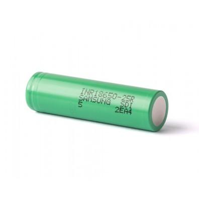 Samsung INR18650-25R 2500mAh 3,7V, Lithium Ionen Akku