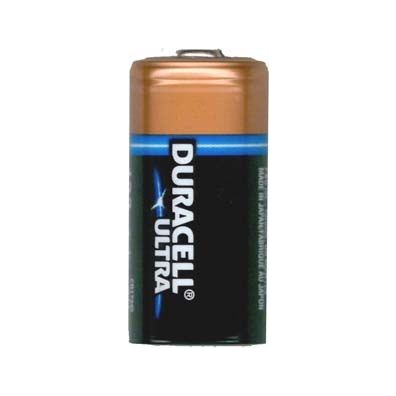 Duracell – CR123 CR17345 3V Lithium Batterie – lose