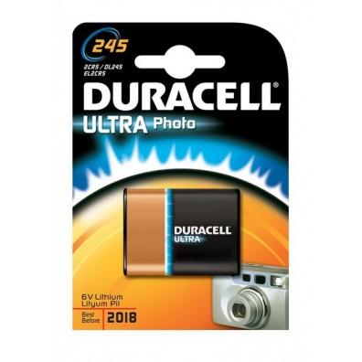 Duracell – 245 2CR5 6V Lithium Batterie – 1er Blister