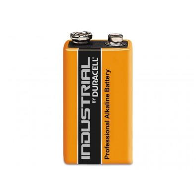 Duracell – Industrial 9V Block MN1604 6LR22 Alkaline Batterie – 210er bulk