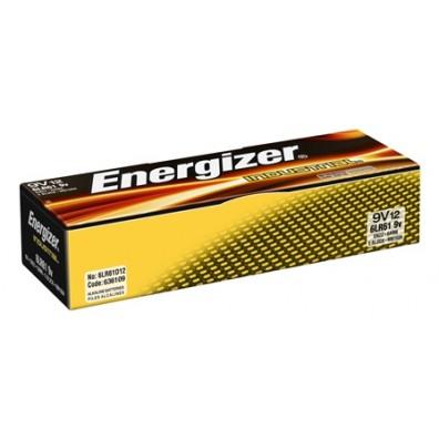 Energizer – Industrial 9V Block 6LR22 Alkaline Batterie – 12er Box