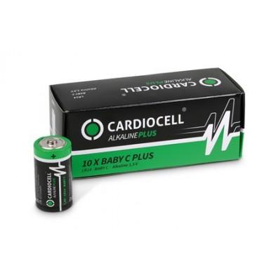 Cardiocell – Plus Baby C LR14 1,5V Alkaline Batterie – 10er Box (2er Folie)