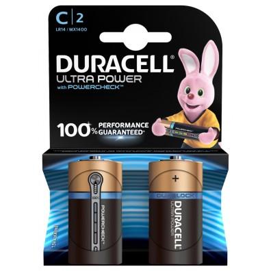 Duracell Baby MX1400 Ultra Power in 2er-Blister