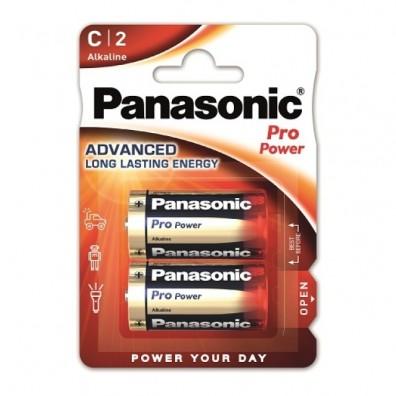 Panasonic Pro Power Baby C LR14 1,5V Alkaline Batterie – 2er Blister