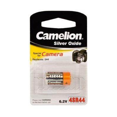 Camelion – 4SR44 28PX A544 6,2V Silberoxid Batterie – 1er Blister