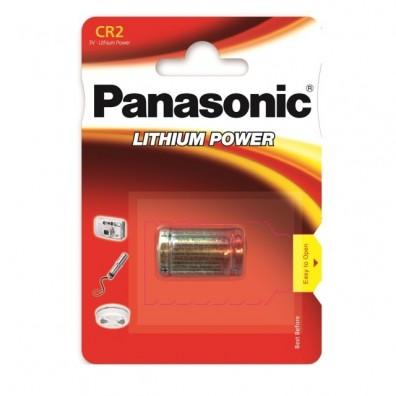 Panasonic – CR2 CR17355 3V Lithium Batterie – 1er Blister