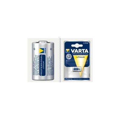 Varta  – CR2 6206 CR17355 3V Lithium Batterie – 1er Blister