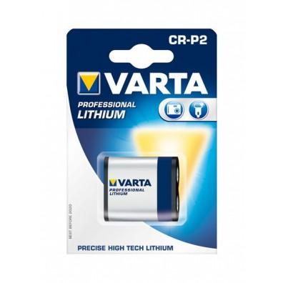 Panasonic – CR-P2 6204 223 6V Lithium Batterie – 1er Blister