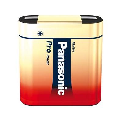Panasonic – Pro Power 4,5V Flachbatterie 3LR12  Alkaline – 1er Blister