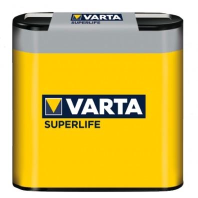 Varta Flachbatterie 2012 101 301 (3R12) Superlife ZK in 1er-Folie