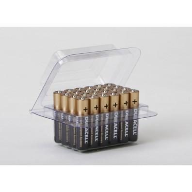 24er-Box bestückt mit Duracell OEM Micro MN2400 AAA