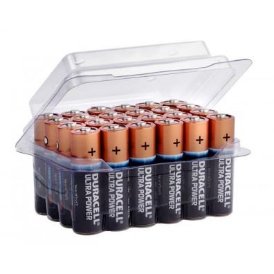 Duracell – Ultra Power AAA MX2400 LR03 1,5V Alkaline Batterie – 2 x 24er Box – 48 Stück