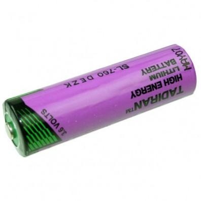 Tadiran LTC SL-760/P AA 3,6V Lithium Batterie ohne Ableiter