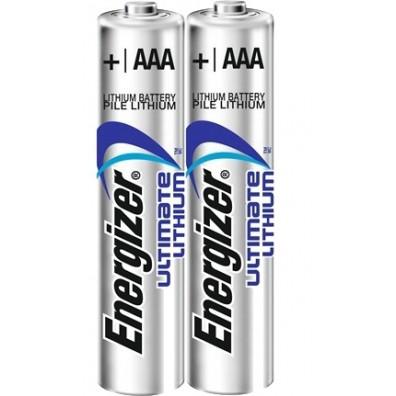 Energizer – Ultimate AAA Micro FR03 1,5V Lithium Batterie – 2er Folie