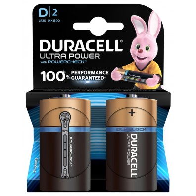 Duracell Mono MX1300 Ultra Power in 2er-Blister
