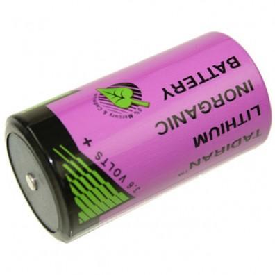 Tadiran LTC SL-2780/S D 3,6V Lithium Batterie ohne Ableiter