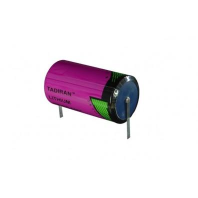 Tadiran LTC SL-2780/P D 3,6V Lithium Batterie mit U-Lötfahne