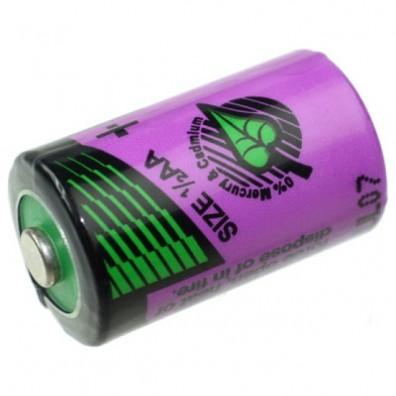 Tadiran - LTC SL-750/P 1/2AA3,6V Lithium Batterie ohne Ableiter