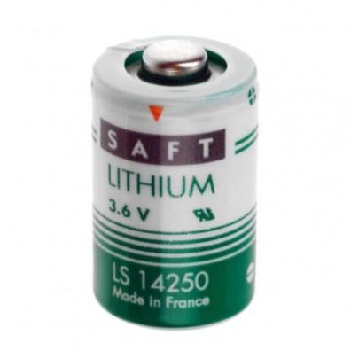 Saft 1/2 AA Lithium 3,6V  LS14250  1200mAh