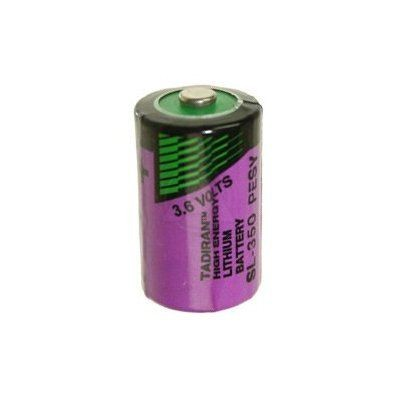Tadiran - LTC SL-350/S 1/2AA 3,6V Lithium Batterie ohne Ableiter