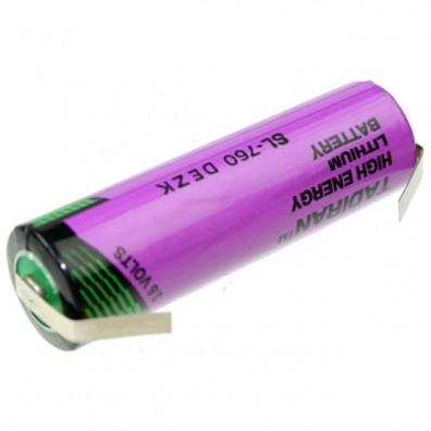 Tadiran LTC SL-760/T AA 3,6V Lithium Batterie mit U-Lötfahne