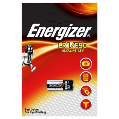 Energizer Lady E90/LR1 im 1er Blister