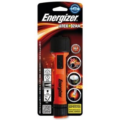 Energizer Taschenlampe 2AA ATEX LED Handheld LP16461