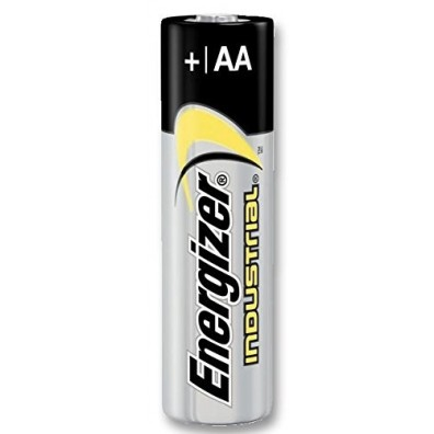 Energizer – Industrial AA Mignon LR6 1,5V Alkaline Batterie – 325er bulk