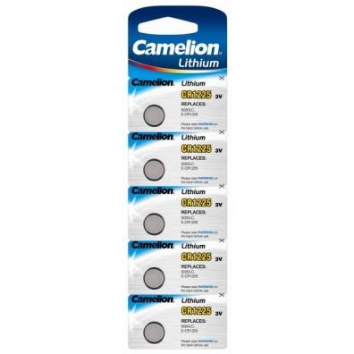 Camelion – CR1225 Lithium 3V Knopfzelle – 5er Blister