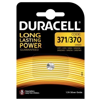 Duracell – 371 / 370 SR69 SR920 MultiDrain 1,55V Knopfzelle – 1er Blister