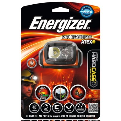 Energizer ATEX LED Headlight 3xAA LP14471