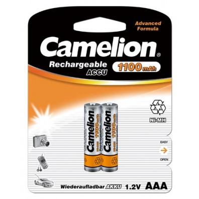 Camelion – AAA HR03 1100mAh 1,2V NiMH Akku – 2er Blister
