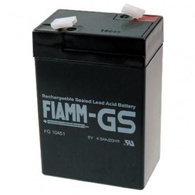 Fiamm - Bleiakku 6V 4,5Ah FG10451