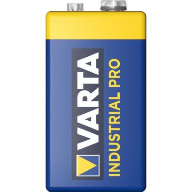 Varta – Industrial Pro 4022 9V Block 6LR22 Alkaline Batterie – 272er bulk
