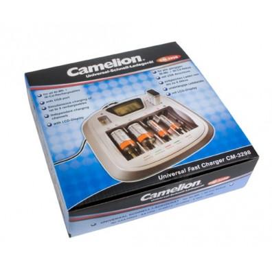 Camelion - Universal-Schnell-Ladegerät CM-3298