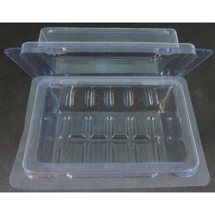 Batteriebox für 10x 9V-Block Batterien