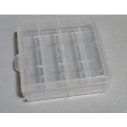 Batteriebox für 4x AA Mignon oder 4x AAA Micro